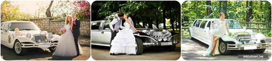 Wedding Luxury Limousine for your big day and all your guests
