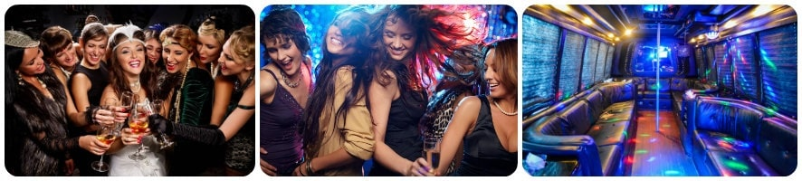 Bachelorette party limousines will turn your event into unforgettable and special days.