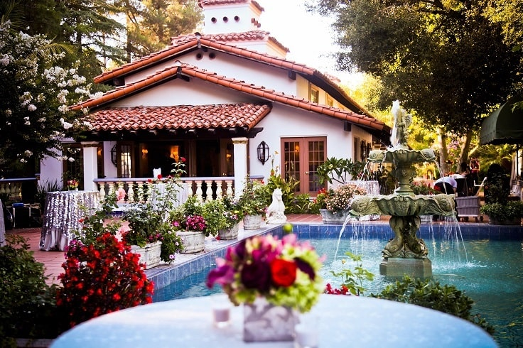 image is showing a wedding venue Las Lomas