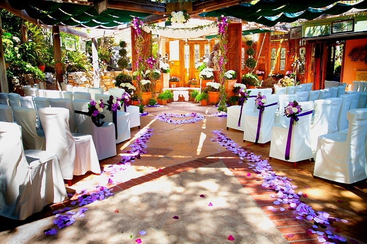 image is showing a wedding venue The Hasienda