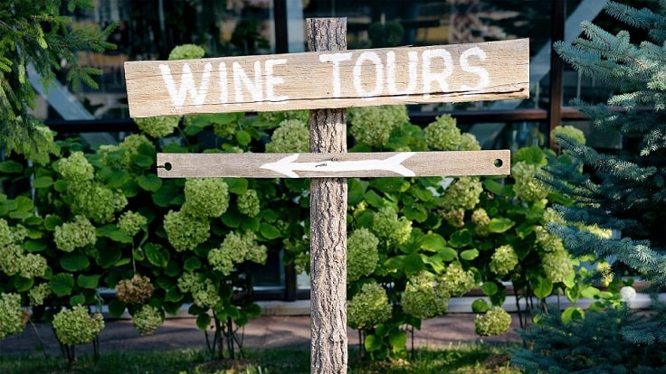 image is showing a Temecula Wine Tours