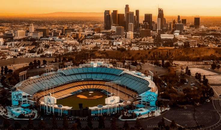 los angeles sports teams and events